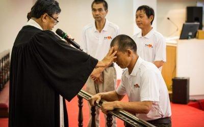 沙巴卫理公会的门前中国事工需要您的参与