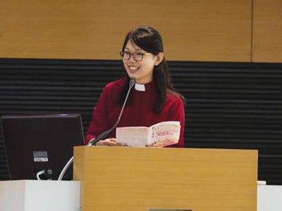 卢亦婷牧师