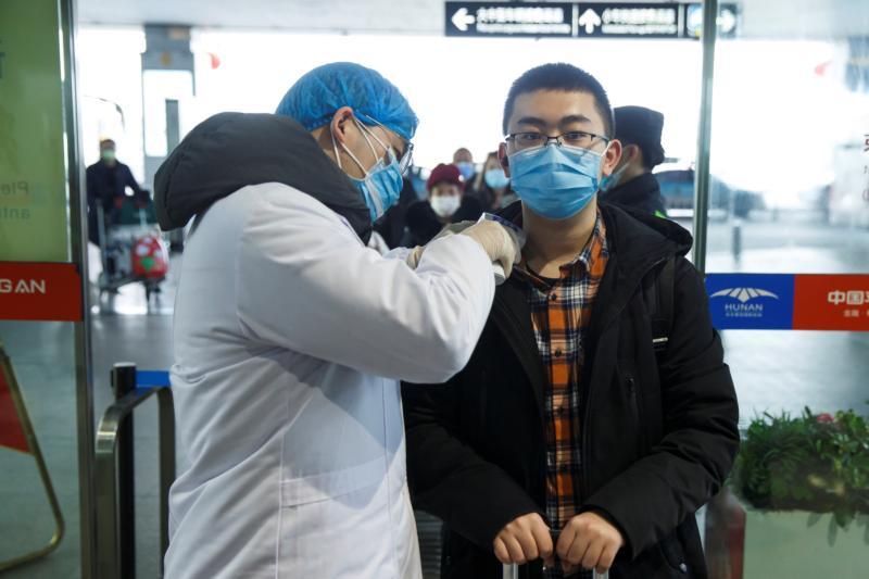 中国武汉冠状病毒-教会的防范措施